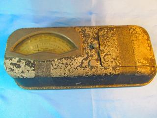 El Arcon Medidor De Presion Osciloscopio Sphygmo N Usa 16212