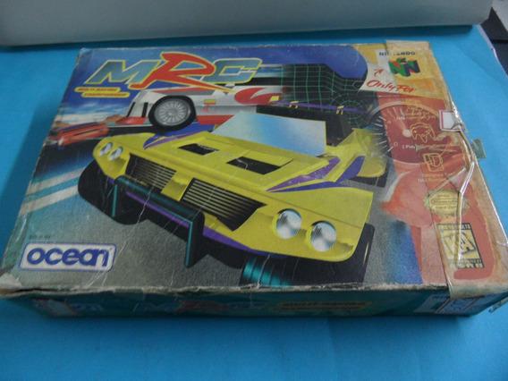 Caixa Mrc Multi Racing Championship Nint 64 N64 (sem Berço)