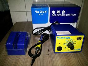 Estação De Solda Dns Yaxun 936a - 110 Volts