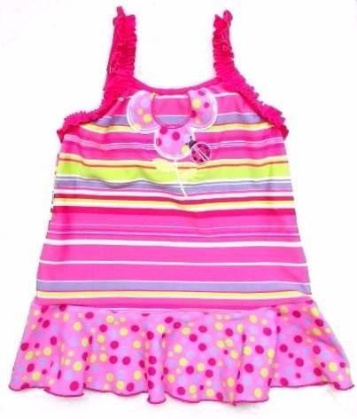 Atacado 10 Saida Vestido De Praia Piscina Infantil Tip Top