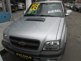 Chevrolet S10 2.8 Executive Cab. Dupla 4x2 4p ****skina Veic