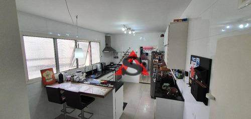 Apartamento Com 3 Dormitórios À Venda, 180 M² Por R$ 1.935.000,00 - Paraíso - São Paulo/sp - Ap41685
