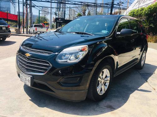 Imagen 1 de 10 de Chevrolet Equinox 2016 2.4 Ls Automatica At