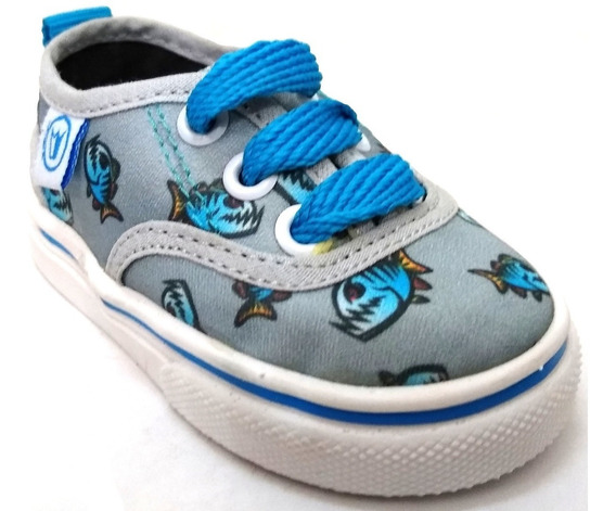 Zapatillas Náuticas De Bebe Pirañas Prowess