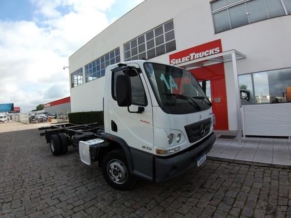 Mercedes-benz Accelo 815 - Selectrucks
