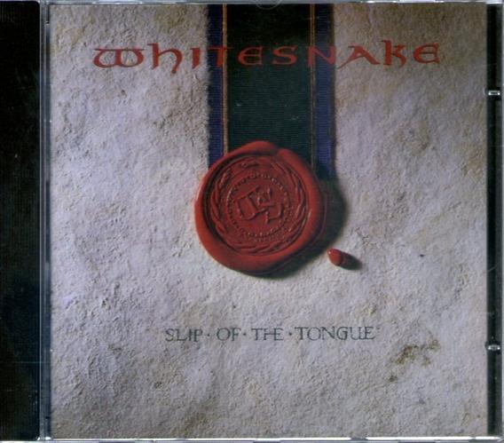 Whitesnake - Slip Of The Tongue - Cd