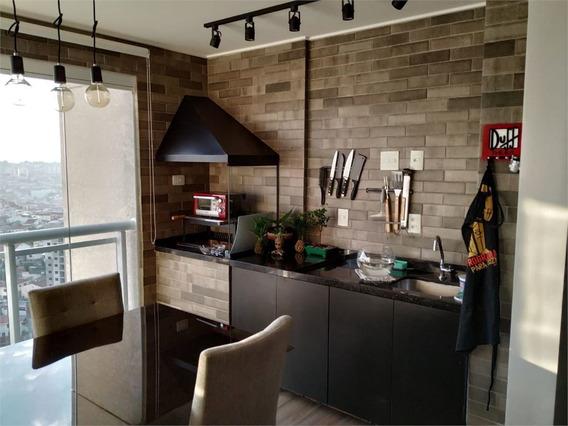 Maravilhoso Apartamento Para Locar Com Varanda Gourmet - 324-im399080