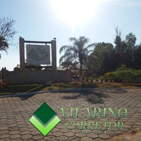 Lote 2000m² Condomínio Aldeia Do Jaguara - 2041v