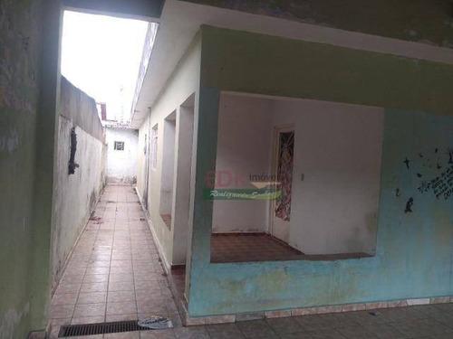 Imagem 1 de 4 de Casa Com 3 Dormitórios À Venda Por R$ 201.400 - Parque Residencial Nova Caçapava - Caçapava/sp - Ca5920