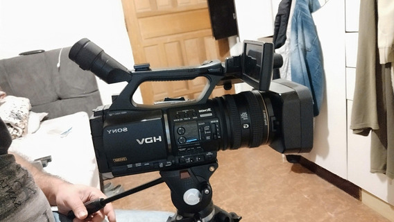 Filmadora Sony Hvr Z5n Full Hd