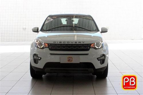 Land Rover Discovery Sport 2.0 16v Td4 Turbo Diesel Se 4p Au