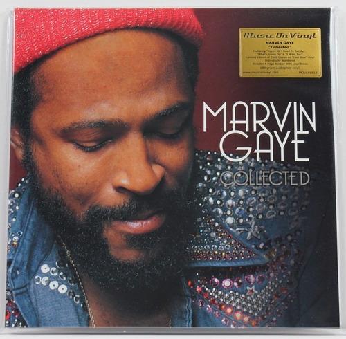 Marvin Gaye - Collected (vinilo Doble Nuevo)