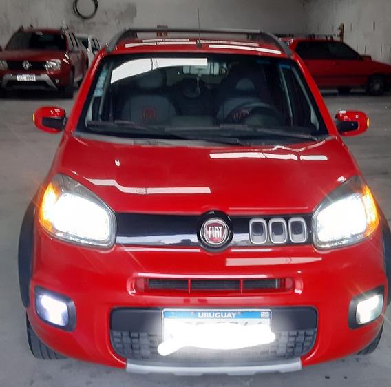 Fiat Uno Evo Way 1.4 L