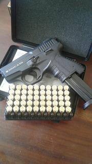 Especial!!! Pistola Zoraki 906 De Fogueo + Caja De Balas