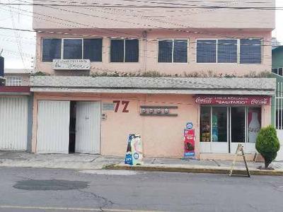 Departamentos Con Local Comercial Y Oficina En Metepec