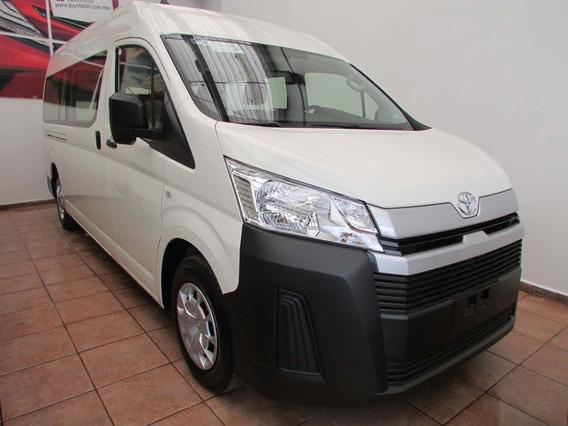 Toyota Hiace Panel Ventana 2020 Blanca