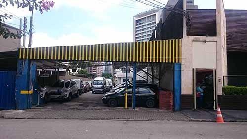 Terreno Em Vila Olimpia - São Paulo, Sp - 172969