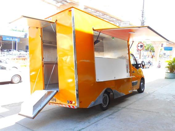 Master 2.3 16/17 Food Truck Montado