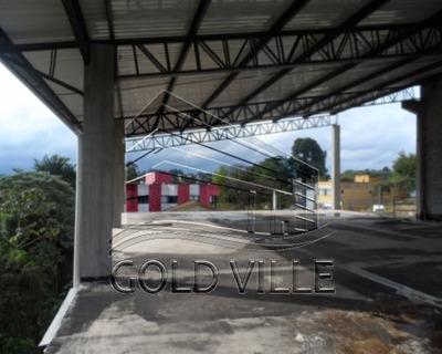 Galpão Industrial Para Locação, Parque Rincão, Cotia - Ga1909. - Ga1909