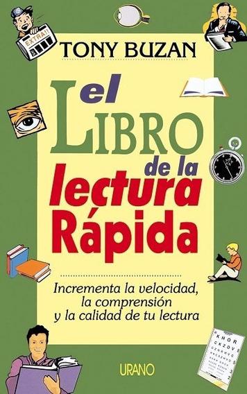 El Libro De La Lectura Rápida Tony Buzan Urano