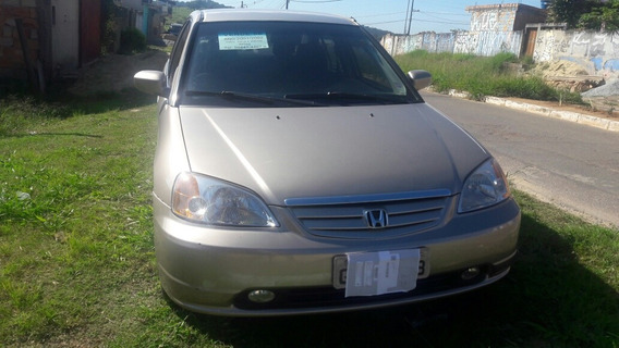 Honda Civic 1.7 Lx 4p 2002