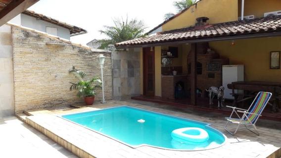 Casa Em Aldeia Da Prata (manilha), Itaboraí/rj De 180m² 2 Quartos À Venda Por R$ 365.000,00 - Ca249582