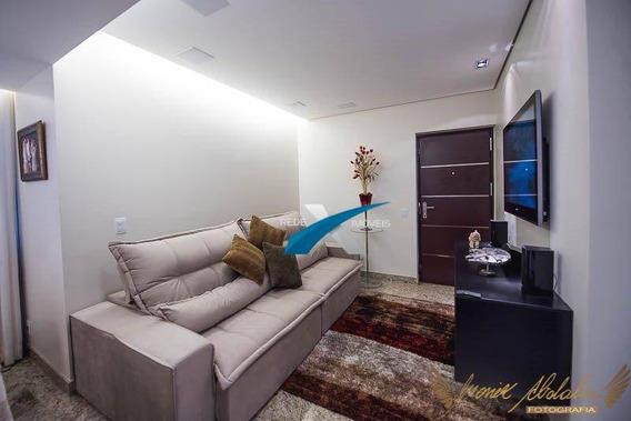 Apartamento 3 Quartos, Suíte, Lazer Completo, Elevador, Ótimo Padrão - B. Sagrada Família/bh - Ap5406