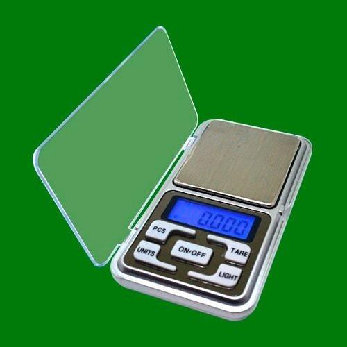 Balanza De Precisión De 0 A 200 Grs. Pocket