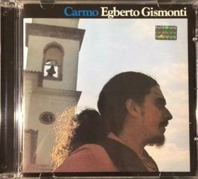 Cd Egberto Gismonti - Carmo Com Wanderléa,joyce.