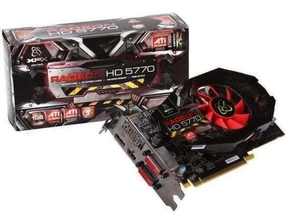 Placa De Vídeo Radeon Hd 5770 1 Gb Gddr5