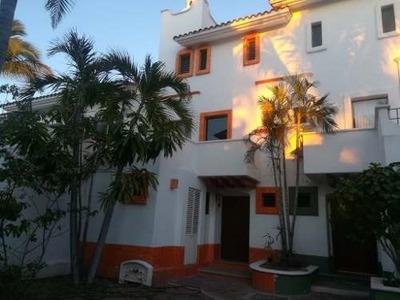 Casa En Renta En Coto Privado Puerto Iguanas