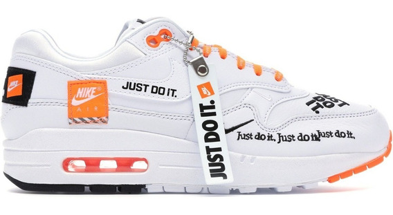 Zapatillas Nike Air Max 1 Just Do It Original Cuotas Stock