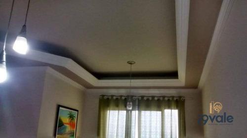 Apartamento Com 3 Dormitórios À Venda, 62 M² Por R$ 295.000 - Cidade Morumbi - São José Dos Campos/sp - Ap2323