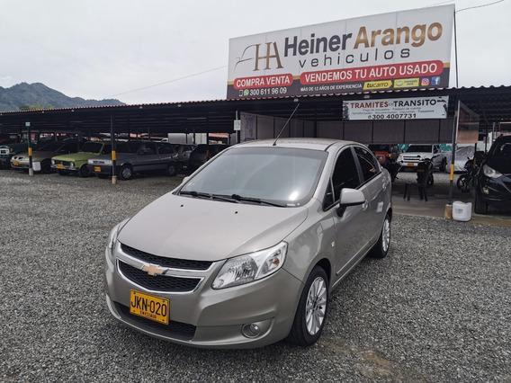 Chevrolet Sail Ltz Limited 2018