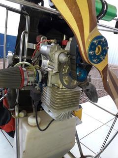 Paramotor E Paratrike Simonini Evo2 Mini Plus 230cc 33hp