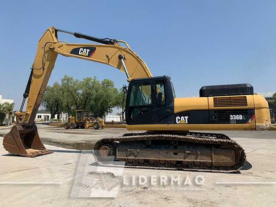 Excavadora 336dl Caterpillar 2011