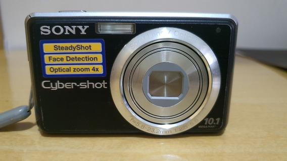 Câmera Digital Sony Dsc-s950 Com 10.1 Mp, Cartão 4gb, Case