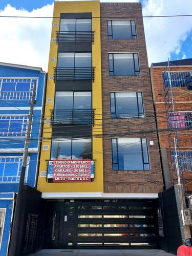 Apartamentos Nuevos En Muzu, 2 Alcobas, 2 Baños, Parqueadero