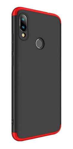 Funda 360 Luxury Xiaomi Redmi Note 7 + Vidrio + Cuotas