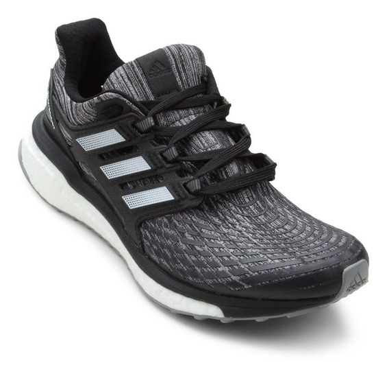 Tênis adidas Energy Boost - Feminino - Preto/branco