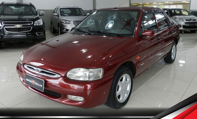 Ford Escort 1.8 Glx Hatch Completo Impecável Lacrado Top