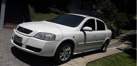 Chevrolet Astra Sedan 2006 2.0 Comfort Flex Power 4p