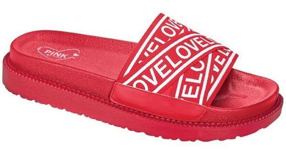 Sandalias Dama Pink By Price Shoes 831725
