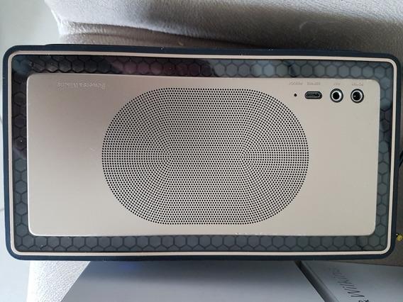 Caixa Bluetooth Bowers E Wilkins T7 Usada