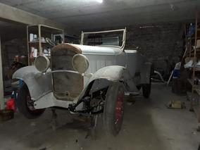 Vendo Desoto Roadster 1930 Restauración Avanzada