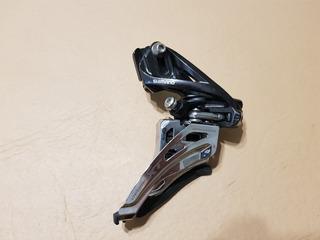 Descarrilador Shimano Xt M8020-h Biplato