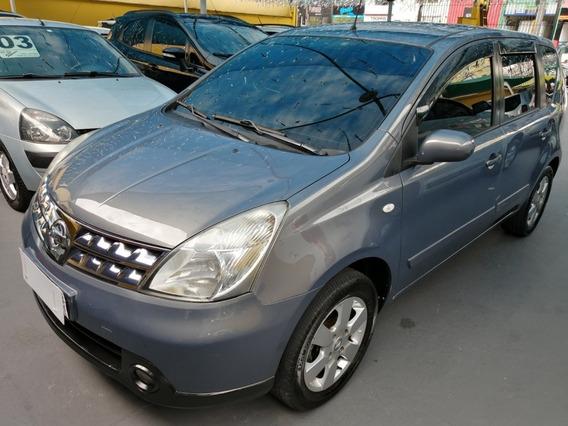 Nissan Livina Sl 1.8 Flex At 2010