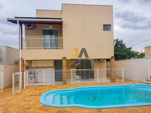 Imagem 1 de 30 de Casa Com 3 Dormitórios À Venda, 247 M² Por R$ 850.000,00 - Condomínio Jardim D'icaraí - Salto/sp - Ca14543