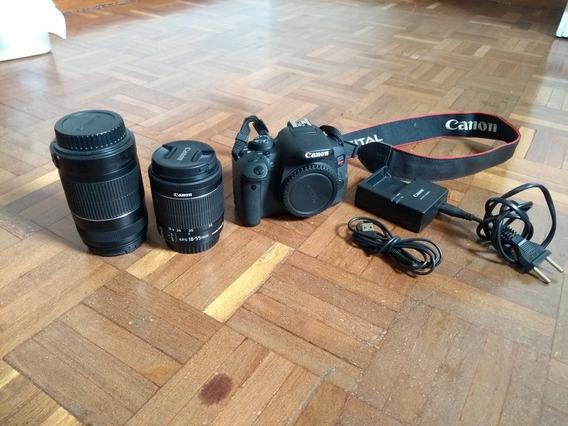 Kit Câmera Canon T5i