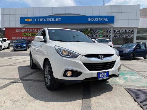Imagen 1 de 13 de Hyundai Ix35 2015 2.0 Gls Premium At